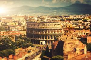 Rome a largement contribué à façonner l'esprit latin