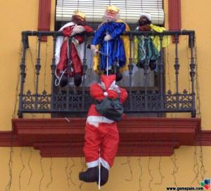 Noël en Espagne