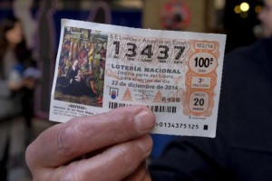 La loterie de Noël en Espagne