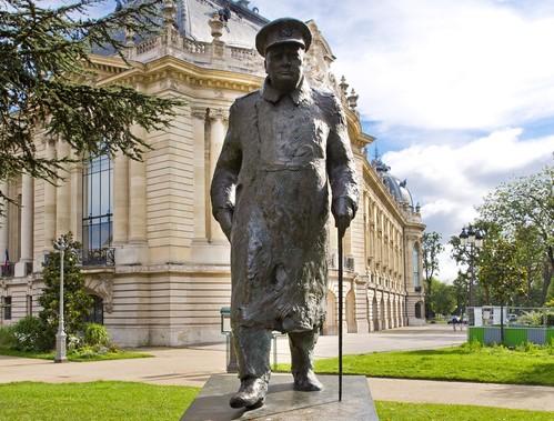 Les Français vus par Churchill