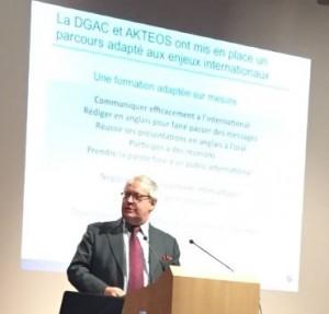 Conférence interuclutrelle Akteos pour la DGAC