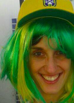 Femme expatriée au Brésil