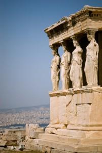 La Grèce tragique expliquée à l'Allemagne luthérienne