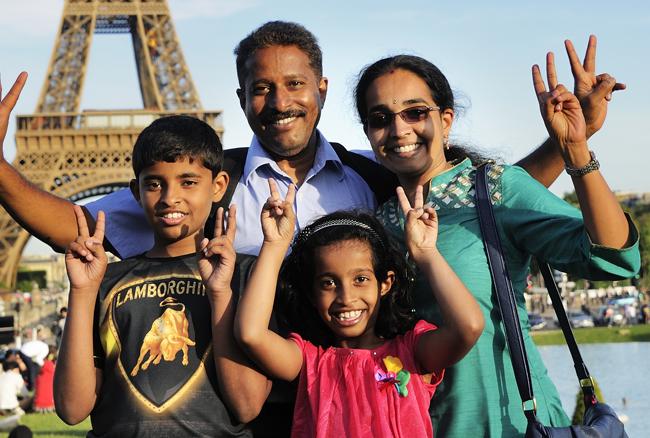 Tourisme indien en France