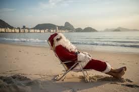 Le Père Noël brésilien