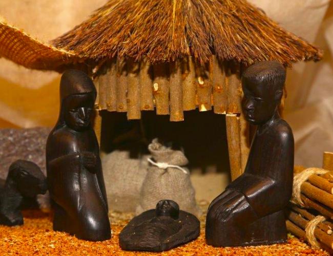 Noël au Burkina