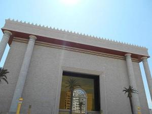Temple de Salomon à Sao Paulo (Vitor Mazuco)