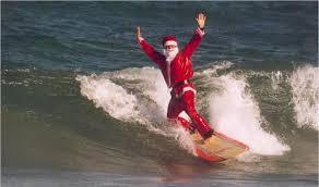 Le Père Noël au Brésil