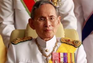 Thaïlande : mort du roi