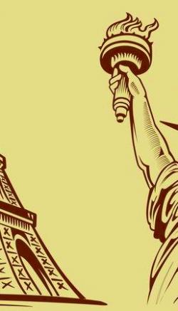 Arrogance des Français et Américains