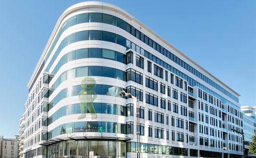 BNP Paribas Personnal Finance_immeuble Unicity