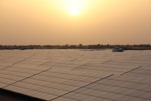 Engie en Inde - Developpement de l'énergie solaire