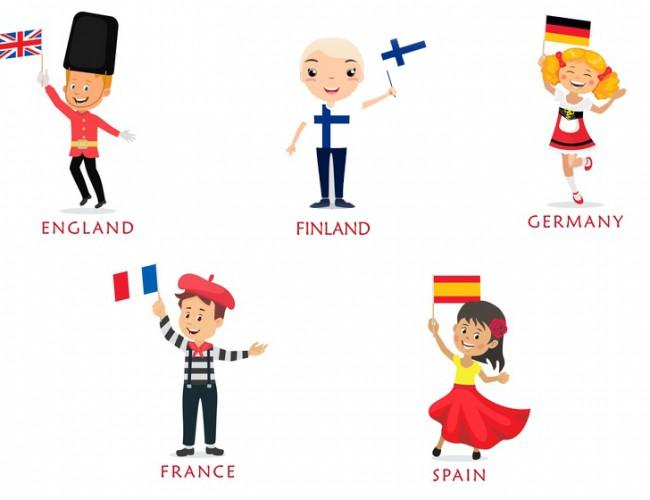 Clichés européens